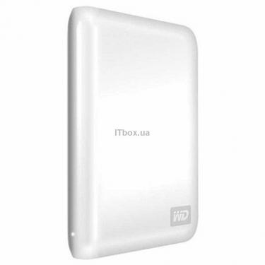 """Внешний жесткий диск 2.5"""" 500GB WD (WDBACY5000AWT-EESN) - фото 1"""