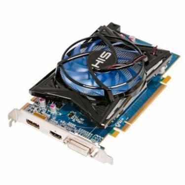 Видеокарта Radeon HD 6750 1024Mb His (H675F1GD) - фото 1