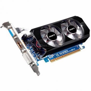 Видеокарта GeForce GT430 1024Mb OverClock Gigabyte (GV-N430OC-1GL) - фото 1