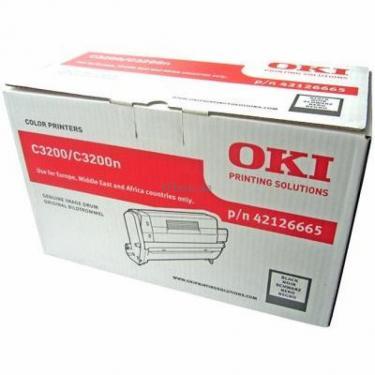Фотокондуктор OKI C3200/3200N Black (42126665) - фото 1