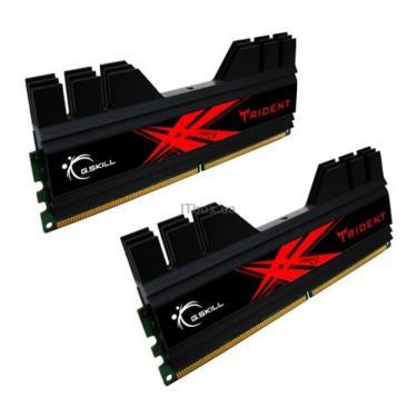 Модуль памяти для компьютера DDR3 8GB (2x4GB) 2000 MHz G.Skill (F3-16000CL9D-8GBTDD) - фото 1
