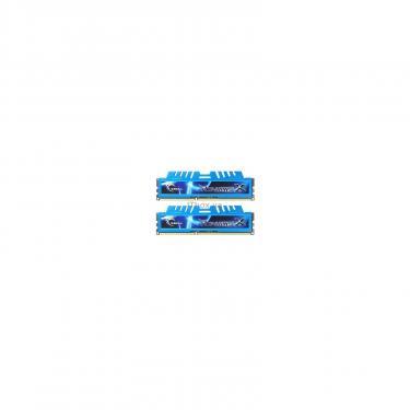 Модуль пам'яті для комп'ютера DDR3 4GB (2x2GB) 1333 MHz G.Skill (F3-10666CL8D-4GBXM) - фото 1