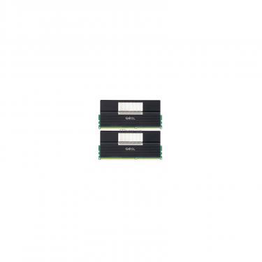 Модуль памяти для компьютера DDR3 8GB (2x4GB) 1333 MHz GEIL (GE38GB1333C7DC) - фото 1