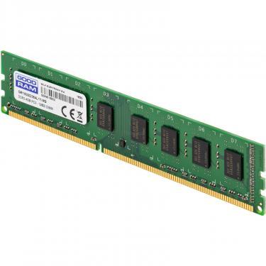 Модуль памяти для компьютера DDR3 4GB 1600 MHz Goodram (GR1600D364L11/4G) - фото 3