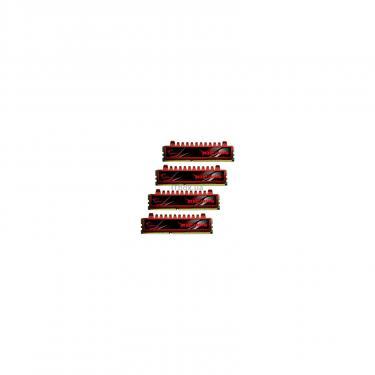 Модуль памяти для компьютера DDR3 16GB (4x4GB) 1333 MHz G.Skill (F3-10666CL9Q-16GBRL) - фото 1