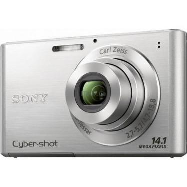 Цифровой фотоаппарат Cybershot DSC-W320 silver SONY (DSC-W320S) - фото 1