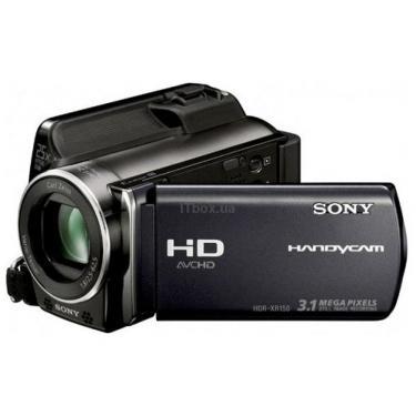 Цифрова відеокамера HDR-XR150E SONY - фото 1