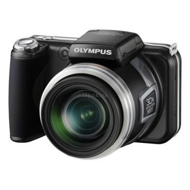 Цифровой фотоаппарат SP-800UZ classic black OLYMPUS (N3860292) - фото 1