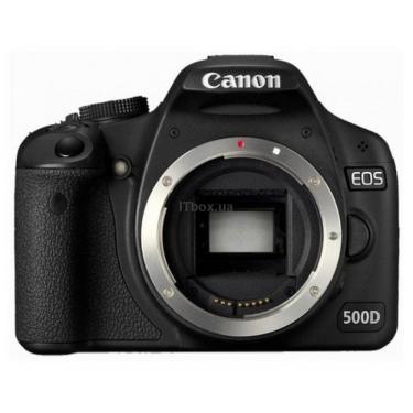 Цифровий фотоапарат EOS 550D body Canon (4463B001) - фото 1