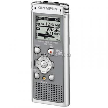 Цифровой диктофон Olympus WS-750M grey Фото 1
