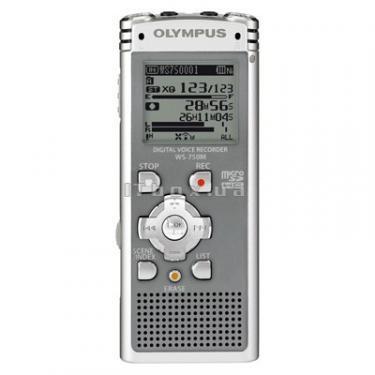 Цифровой диктофон Olympus WS-750M grey Фото