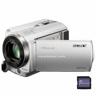 Цифровая видеокамера DCR-SR68E SONY (#DCR-SR68E) - фото 1