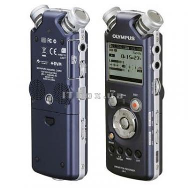Цифровий диктофон Olympus LS-5 (N2286521) - фото 3