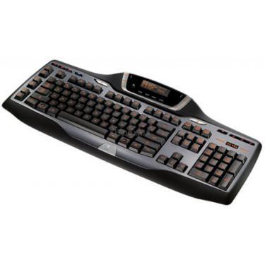 Клавиатура Logitech G15 Gaming (920-000373/ 967599) - фото 1