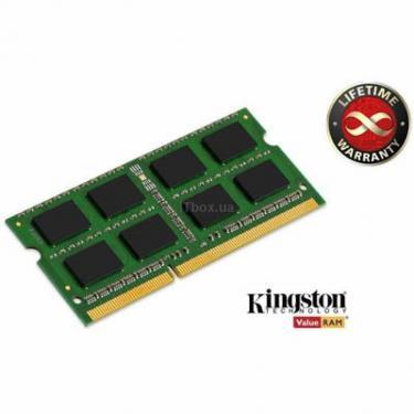Модуль памяти для ноутбука SoDIMM DDR2 1GB 800 MHz Kingston (KVR800D2S6/1G) - фото 1
