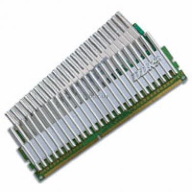 Модуль пам'яті для комп'ютера DDR3 4GB (2x2GB) 1600 MHz Patriot (PVS34G1600LLK) - фото 1