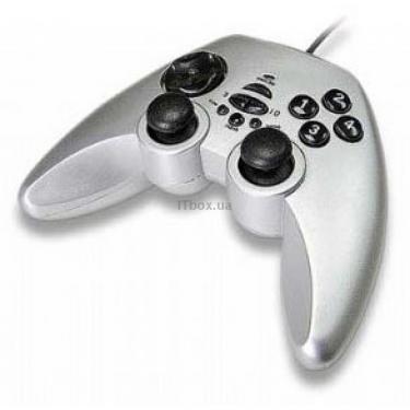 Геймпад GEMBIRD USB game pad with vibration (JPD-DUALFORCE) - фото 1