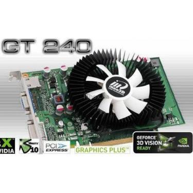 Відеокарта GeForce GT240 512Mb INNO3D (N240-2DDV-C3CX) - фото 1