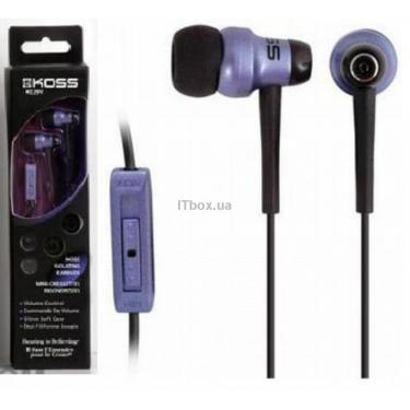 Навушники KOSS KE29 Violet (KE29 V) - фото 1