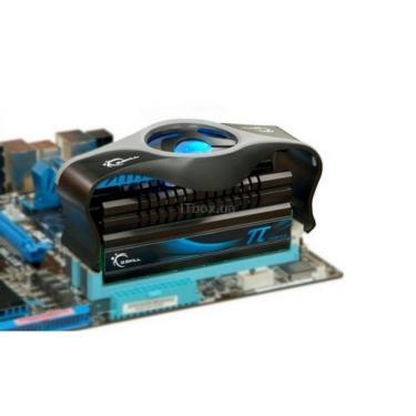 Модуль памяти для компьютера DDR3 4GB (2x2GB) 2300 MHz G.Skill (F3-18400CL8D-4GBPIS) - фото 1