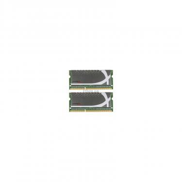 Модуль памяти для ноутбука SoDIMM DDR3 8GB (2x4GB) 1600 MHz Kingston (KHX1600C9S3P1K2/8G) - фото 1