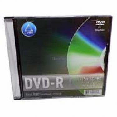 Диск DVD L-PRO 4.7Gb 16x Slim box 10шт (240250 / 1079825) - фото 1