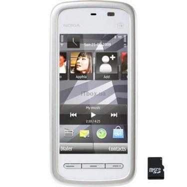 Мобільний телефон 5230 White Black Nokia (002R1T8) - фото 1