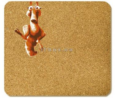 Килимок IDEAL Cork pad (висяча білка) - фото 1