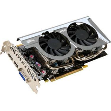 Відеокарта Radeon HD 5770 1024Mb Hawk TwinFroz MSI (R5770 Hawk) - фото 1