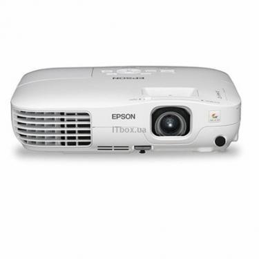 Проектор EPSON EB-X10 LCD (V11H368040) - фото 1