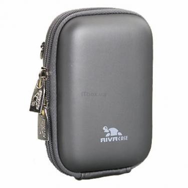 Фото-сумка RivaCase 7022PU dark grey (7022PU Dark Grey) - фото 1