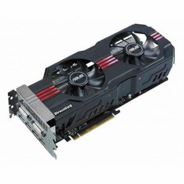 Відеокарта Radeon HD 6970 2048Mb DirectCU II ASUS (EAH6970 DCII/2DI4S/2GD5) - фото 1