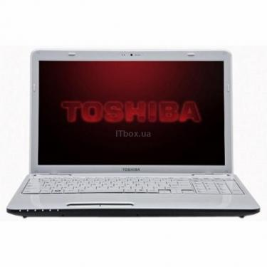 Ноутбук Toshiba Satellite L655-19K (PSK1JE-097015RU) - фото 1