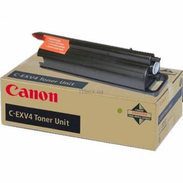 Тонер Canon C-EXV4 Black (для iR8500) (6748A002) - фото 1