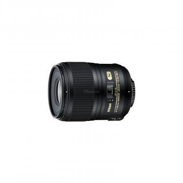 Об'єктив Nikon Nikkor AF-S 60mm f/2.8G ED micro (JAA632DA) - фото 1