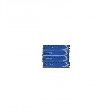 Модуль памяти для компьютера DDR3 16GB (4x4GB) 2400 MHz Kingston (KHX24C11K4/16X) - фото 1