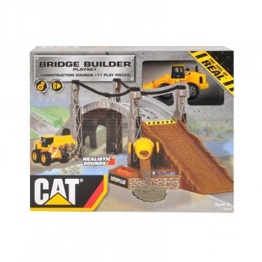 Игровой набор Toy State Строительство моста CAT Фото 3