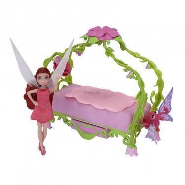 Игровой набор Disney Fairies Jakks Спальня феи Розетты Фото 2