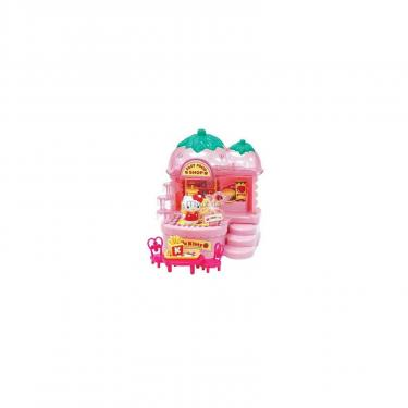 Игровой набор Hello Kitty Клубничный фаст-фуд Фото 1