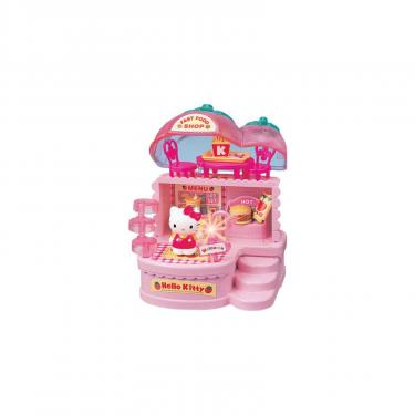 Игровой набор Hello Kitty Клубничный фаст-фуд Фото 2
