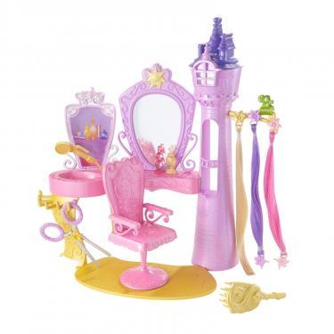 Игровой набор Barbie Салон красоты Рапунцель Фото 1