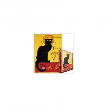 "Пазл Eurographics ""Черный кот"" Теофиль-Александр Стейнлен Фото"