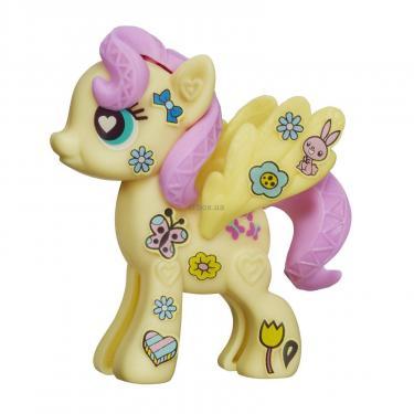 Игровой набор Hasbro Создай свою пони, Флаттершай Фото 1
