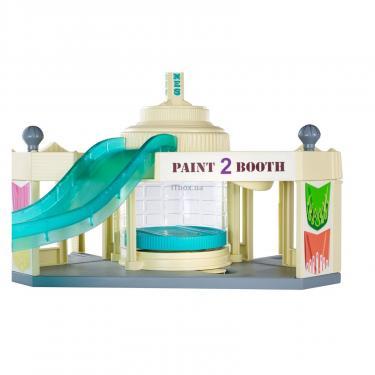 Игровой набор Mattel Тюнинг салон Рамона серии Смени цвет из м/ф Тачки Фото 1