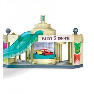 Игровой набор Mattel Тюнинг салон Рамона серии Смени цвет из м/ф Тачки Фото 2