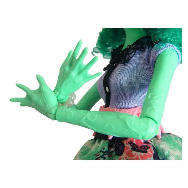 Кукла Monster High Хани Свомп из м/ф Страх, камера, мотор Фото 3