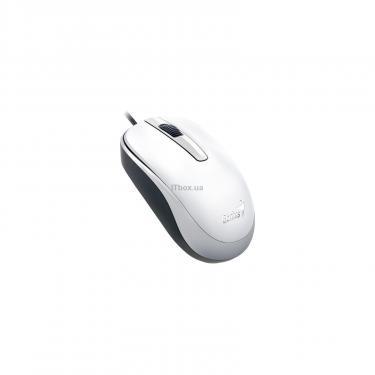 Мышка Genius DX-120 USB White Фото