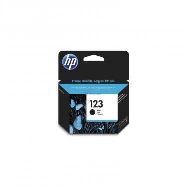 Картридж HP DJ No.123 Black, DJ2130 (F6V17AE) - фото 1