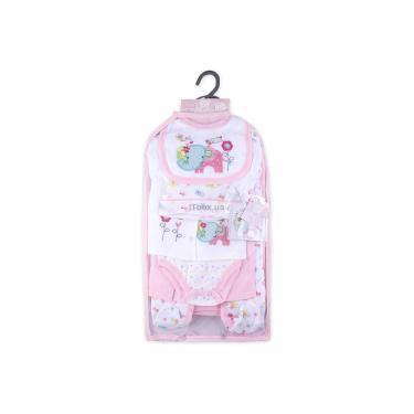 Набор детской одежды Luvena Fortuna для девочек подарочный 7 предметов Фото