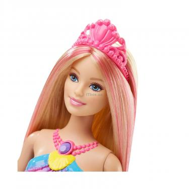 Кукла Barbie Русалочка Яркие огоньки Фото 2